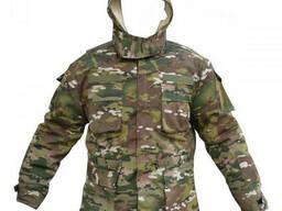 Куртка на овчине НАТО Multicam мультикам