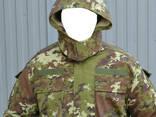 Куртка на овчине НАТО Vegetato вегетато Италия - фото 5