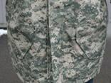 Куртка НАТО ACU мембрана с подстежкой Милтек - фото 3