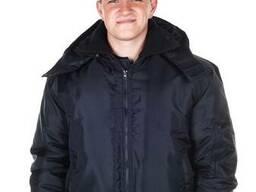 Куртка охранника утепленная в наличии