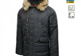 Куртка парка N3B M-Tac черная