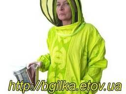 Куртка пчеловода Евро Бязь цветная