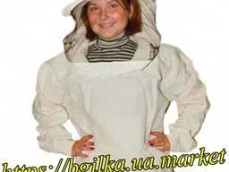 Куртка пчеловода Классика. Бязь суровая