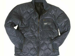 MIL-TEC Куртка - утеплитель стеганая темно-синяя
