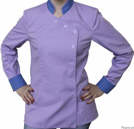 Куртка поварская женская