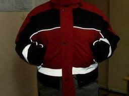 Куртка повышенной видимости, куртка для автодорожных служб