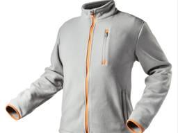 Куртка рабочая флисовая NEO TOOLS 81 501. Цвет:Серый