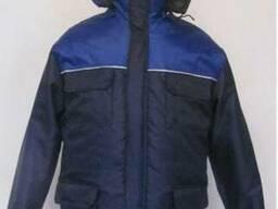 Куртка рабочая, куртка на синтепоне