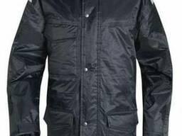 Куртка рабочая мужская утепленная, удлиненная, с карманами