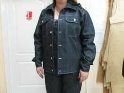 Куртка рабочая с белорусской ткани, рабочая одежда