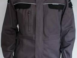 Куртка рабочая, со вставками