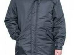 Куртка рабочая утепленная Аскольд черная
