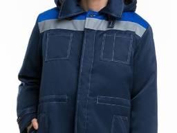 Куртка рабочая утепленная Дефенса