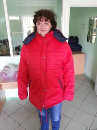 Куртка утепленная, мужская, женская. рабочая, одежда