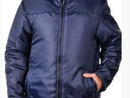 Куртка рабочая утепленная Норд, тк. Оксфорд