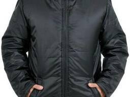 Куртка рабочая зимняя Users Оксфорд плащевка размер 52-54, рост 170-176 черный