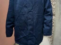 Куртка рабочая зимняя оптима с логотипом