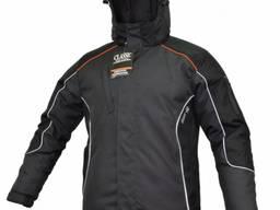 Куртка рабочая зимняя рабочая ARTMAS CLASSIC WIN. Цвет:Черный. Материал покрытия:Полиэфир