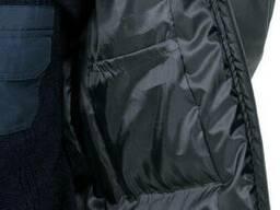 Куртка рабочая зимняя Users Оксфорд плащевая размер 64-66, рост 170-176 черный