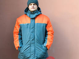 Куртка робоча утеплена Профі