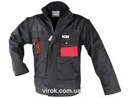 Куртка робоча YATO червоно-чорна, розмір XXL