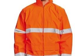 Куртка сигнальна
