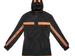 Куртка сигнальная рабочая утеплённая Сигнал-3
