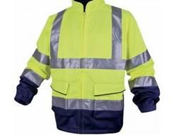 Куртка сигнальная с СВП, производитель Франция