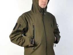 Куртка Soft Shell влагостойкая