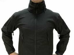 Куртка тактическая ESDY Softshell Tactic 02 (Black)