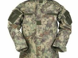 Куртка тактическая Mil-Tec Mandra® WOOD