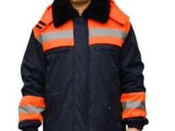 Куртка утепленная Дорожник. Пошив под заказ