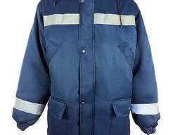 "Куртка рабочая утепленная ""Смарт"", тк грета, свп"