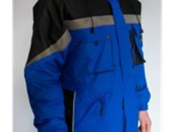 Куртка утепленная Milton синяя