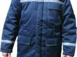 Куртка утепленная на синтепоне