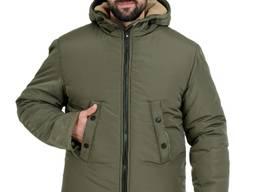 Куртка утепленная Олива