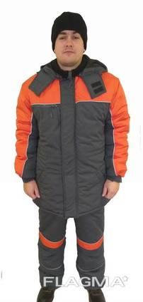 Куртка утепленная Профи, рабочая, спецодежда