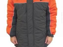 Куртка утепленная Профи, рабочая спецодежда