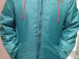 Куртка утепленная, рабочая, на флисовой подкладке