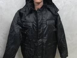 Куртка утепленная рабочая ткань оксфорд