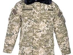Куртка утепленная, с подкладкой с флисом