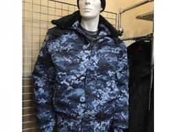 Куртка утепленная укороченная(модель «ОМОН» )