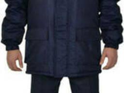 Куртка утепленная Вахта флис