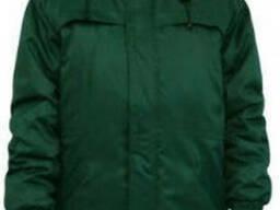 Куртка утепленная Вахта зеленый