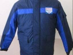 Куртка утепленная женская, мужская под заказ