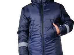 Куртка утеплённая Юпитер . Спецодежда в наличии