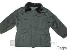 Куртка утеплённая зимняя ткань Эвро