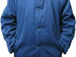 Куртка ватная для курьеров