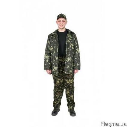 Куртка мужская ватная камуфляж