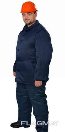 Куртка ватная зимняя